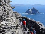 Day trip to Skellig Michael - World Heritage site