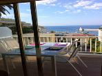 JdV Holidays Apartment Silene, fully modernised with great terrace & sea views!
