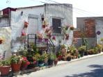 A pretty Formentera house