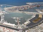 Valencia F1 race circuit