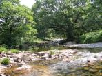 St Catherines Pool, Eskdale