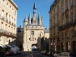 Queen Eleanor Aquitaine Castle Bordeaux