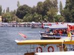 Dalyan River Boats