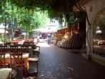 Shopping in Fethiye.