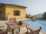 Villa Kentavros: The pool