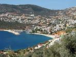 View of Kalkan from Kisla
