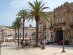 Piazza Ragusa Ibla