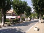 Village of La Mole