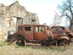 Memorial village of Oradour Sur Glane