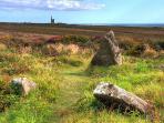 Local moorland