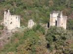 Nearby historic site: La Tour de Merle