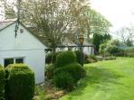 veiw of cottages