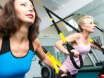 Personal training can be arranged.