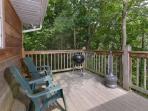 RIVER SOUNDS #121- Outside Deck