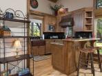 Trapper 18 - Kitchen