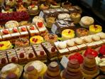 The patisseries in Monpazier & Villereal are exquisite!