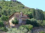 casa panoramica Argentario