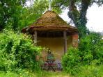 Rotunda in the gardens