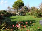 Gorgeous garden with plenty of space for children and dogs!