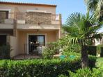 Modern duplex apartment - a home from home on your holidays with air con, UK TV and Wi-Fi Internet