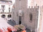 vista su piazza Duomo