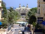 Proximity of Beausoleil to Monte-Carlo Casino