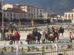 Giostra Cavalleresca Sulmona 2012 - Piazza Maggiore