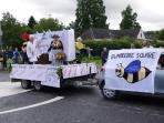 Comrie Fortnight parade