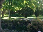 Lovely leafy riverside location in heart of Comrie.