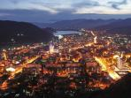 Piatra Neamt by Night