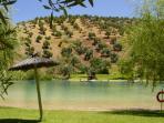 Fresh Water Lake near Finca Retama Farmstead