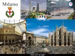 Milan - The City and Map