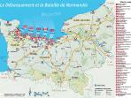 d day landing beaches, we are situated at a 75 min drive from n° 32