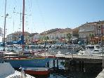Nearby - Port and Marina at Méze