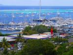 View of the Marina Taina