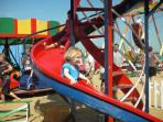 Viking Bay's Victorian fun fair