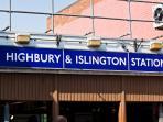 Highbury-&-Islington Station, Victoria Line