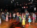 Family entertainment  at Broadland Sands Holiday Park.