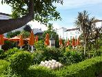 Marbella Old Town - Orange Square