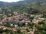 Seillans, one of the 'Plus Beaux Villages de France'