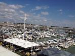 The leisure port at Royan