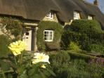 Little Thatch holiday cottage