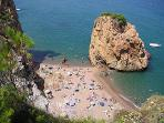Pals beach costa brava  just 30 minutes driving from the apartment