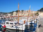 Port Soller - fishermen's quarter