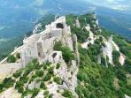Chateau Peyrepertuse