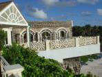 Refurbished L'Azure Restaurant over looking Crane beach