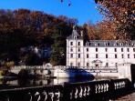 Nearby beautiful Brantome