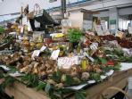 Market in San Remo
