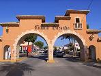 Entrance to Quesada
