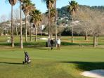 The picturesque Javea Golf Course is just one of several excellent golf clubs within easy reach